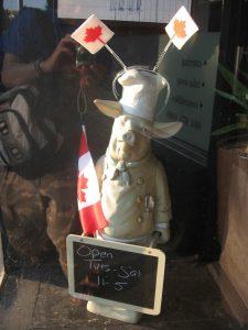 バンクーバーのカナダデー