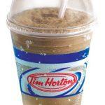 ティムホートンズのアイスカプチーノをヘルシーに飲む方法