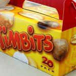 超お得なティムホートンズのティムビッツ!(TIMBITS)