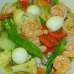 セブ島留学中に食べておきたいフィリピン料理:チャプスイ(Chopsuey)