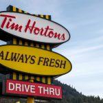 「Always Fresh」なティムホートンズのドーナツやコーヒー