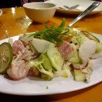セブ島留学中に食べておきたいフィリピン料理:キニラウ(Kinilaw)