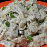 セブ島留学中に食べておきたいフィリピン料理:ギナタング・ランカ(Ginataang Langka)